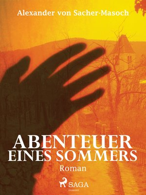 cover image of Abenteuer eines Sommers