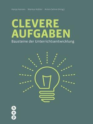 cover image of Clevere Aufgaben (E-Book)