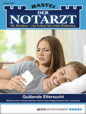 cover image of Der Notarzt--Folge 299