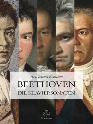 cover image of Beethoven. Die Klaviersonaten
