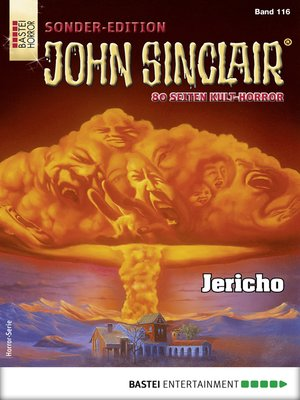 cover image of John Sinclair Sonder-Edition 116--Horror-Serie