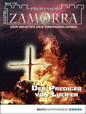 cover image of Professor Zamorra 1157--Horror-Serie