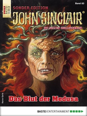 cover image of John Sinclair Sonder-Edition 83--Horror-Serie