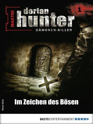 cover image of Dorian Hunter 1--Horror-Serie
