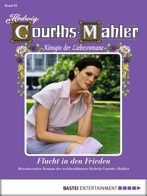 cover image of Hedwig Courths-Mahler--Folge 091