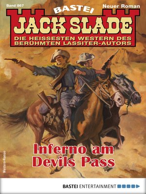 cover image of Jack Slade 867--Western