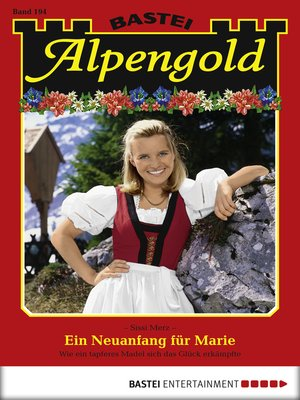 cover image of Alpengold--Folge 194