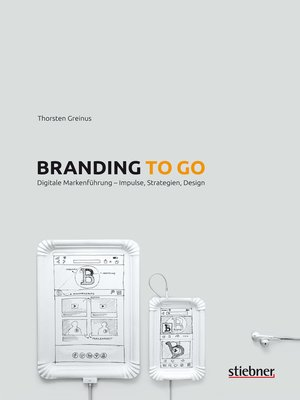 cover image of Branding to go