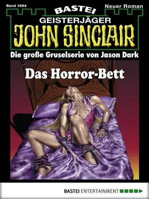 cover image of John Sinclair--Folge 1694