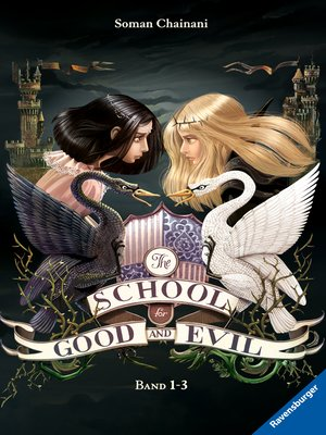 cover image of The School for Good and Evil, Band 1