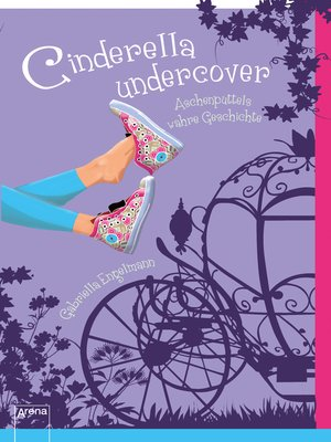 cover image of Cinderella undercover