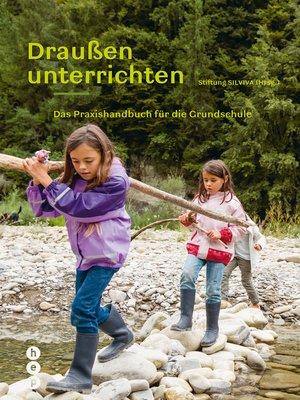 cover image of Draußen unterrichten (E-Book, Ausgabe für Deutschland)