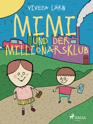 cover image of Mimi und der Millionärsklub