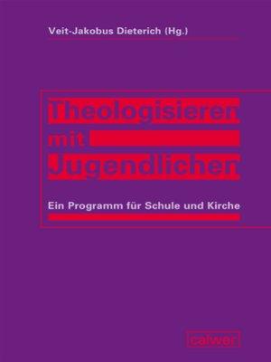 cover image of Theologisieren mit Jugendlichen