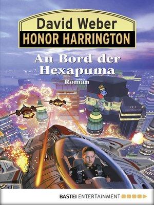 cover image of An Bord der Hexapuma: Bd. 20. Roman