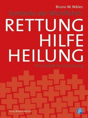 cover image of Symbole der Wohlfahrt
