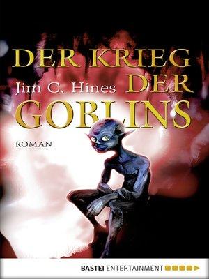 cover image of Der Krieg der Goblins