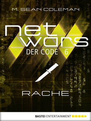 cover image of netwars--Der Code 6