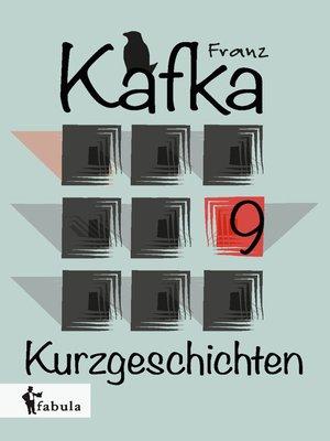 cover image of Neun Kurzgeschichten