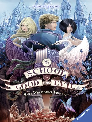 cover image of The School for Good and Evil 2