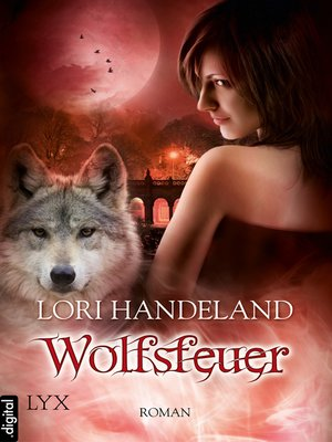 cover image of Wolfsfeuer
