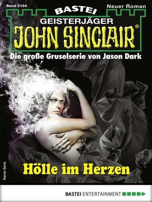 cover image of John Sinclair 2154--Horror-Serie
