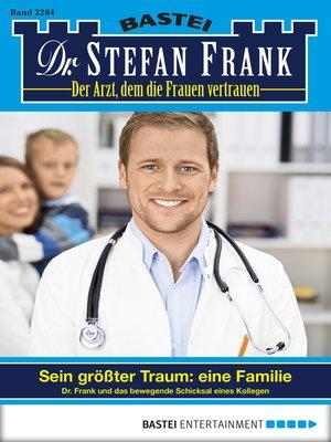 cover image of Dr. Stefan Frank--Folge 2284