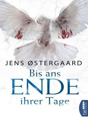 cover image of Bis ans Ende ihrer Tage