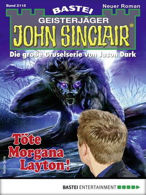 cover image of John Sinclair 2115--Horror-Serie