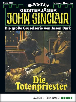 cover image of John Sinclair--Folge 0185