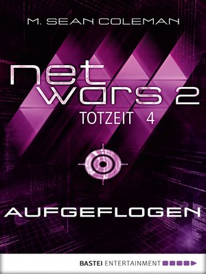 cover image of netwars 2--Totzeit 4