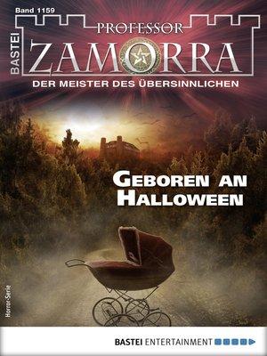 cover image of Professor Zamorra 1159--Horror-Serie