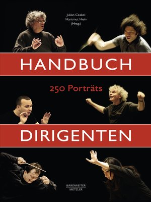 cover image of Handbuch Dirigenten