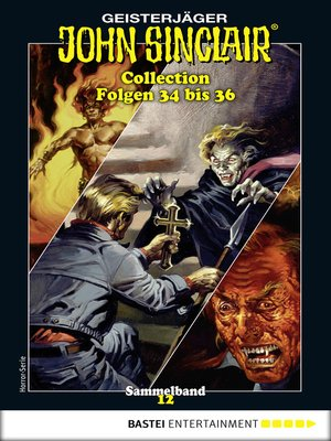 cover image of John Sinclair Collection 12--Horror-Serie