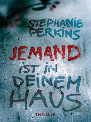 cover image of JEMAND ist in deinem Haus