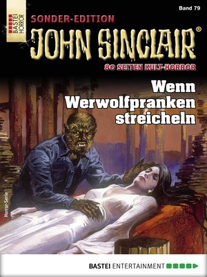 cover image of John Sinclair Sonder-Edition 79--Horror-Serie