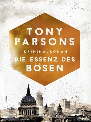 cover image of Die Essenz des Bösen