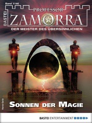 cover image of Professor Zamorra 1146--Horror-Serie