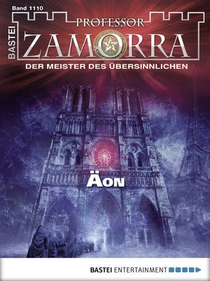 cover image of Professor Zamorra--Folge 1110