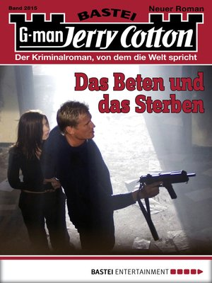 cover image of Jerry Cotton--Folge 2815