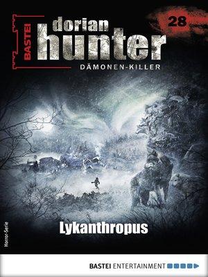 cover image of Dorian Hunter 28--Horror-Serie