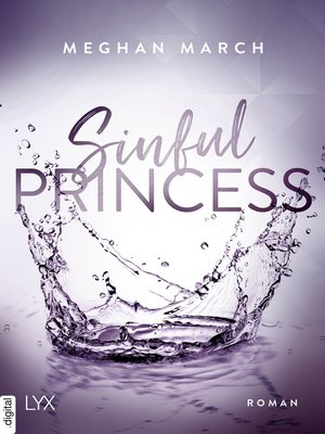 cover image of Sinful Princess
