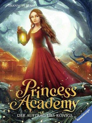 cover image of Princess Academy, Band 3