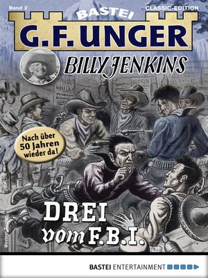 cover image of G. F. Unger Billy Jenkins 2--Western