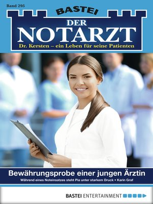 cover image of Der Notarzt--Folge 295