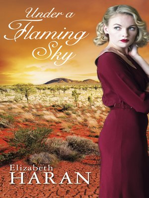 cover image of Under a Flaming Sky