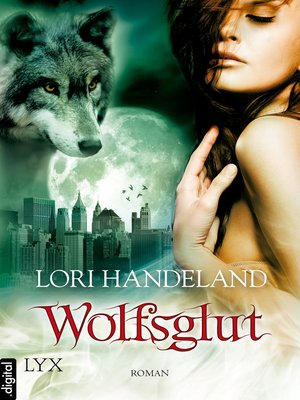 cover image of Wolfsglut