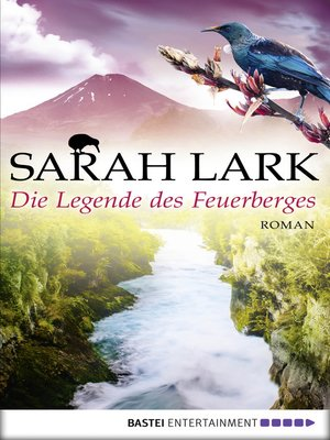 cover image of Die Legende des Feuerberges