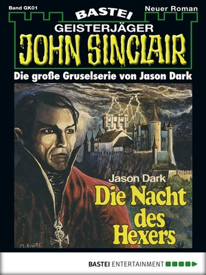 cover image of John Sinclair Gespensterkrimi--Folge 01