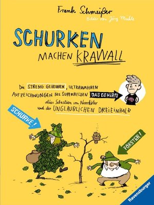 cover image of Schurken machen Krawall